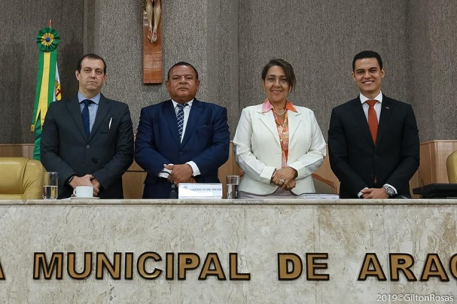 Câmara de Aracaju promove Sessão Especial sobre novas regras eleitorais - 93Notícias