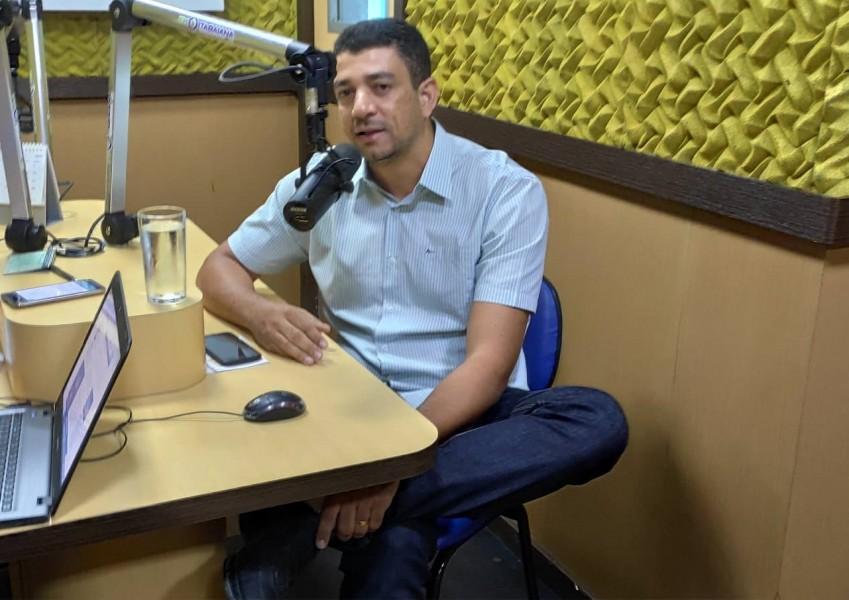 Georgeo quer Edson como candidato da oposição em Aparecida - 93Notícias