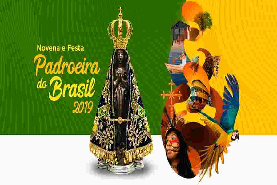 Festa De Nossa Senhora Aparecida: Programação Da Novena E Festa Da Padroeira Do Brasil